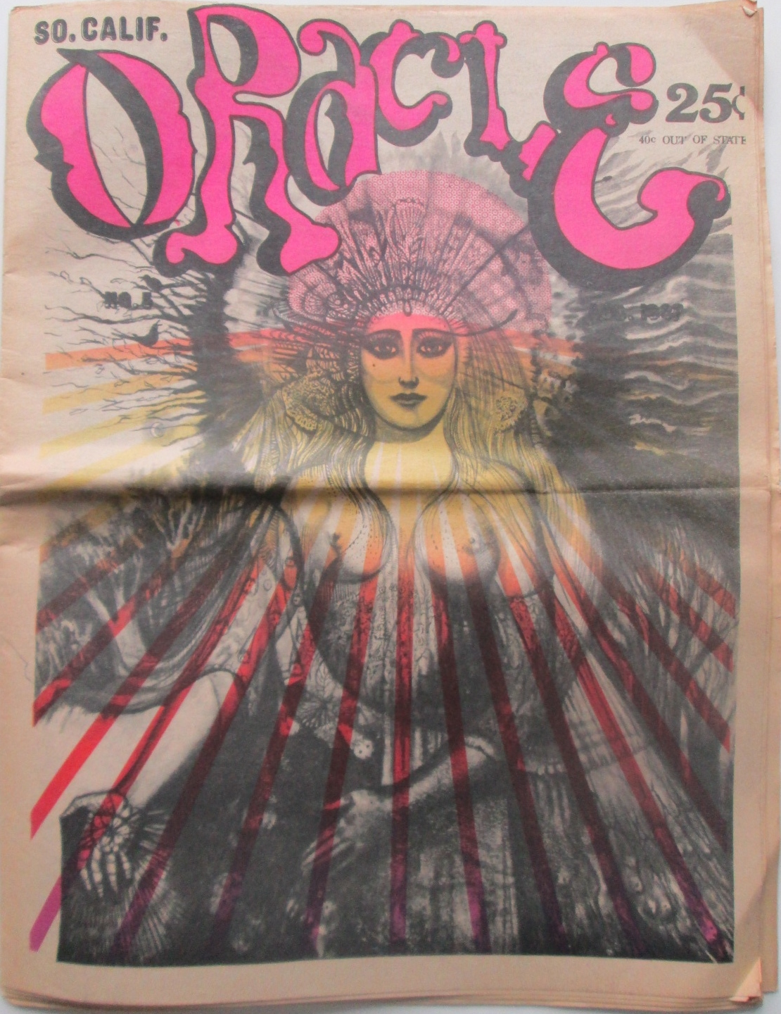 Far Out-Psychedelic Counterculture Newspapers