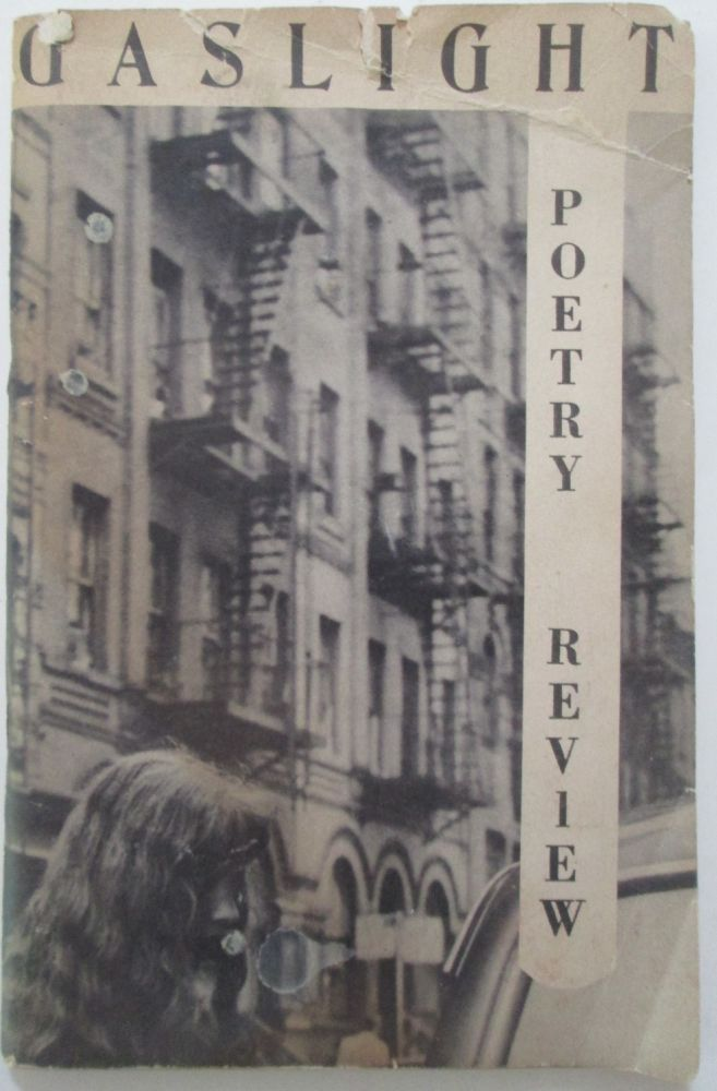 Gaslight Poetry Review. Poetry of the Beat Generation as read at the Gaslight. Allen Ginsberg, authors.