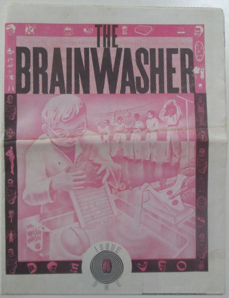 The Brainwasher. Issue One. January 1, 1983. No author given.