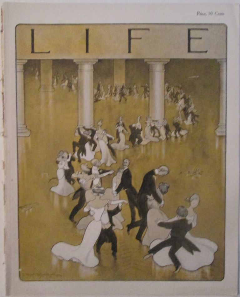 Life. April 20, 1905. authors.
