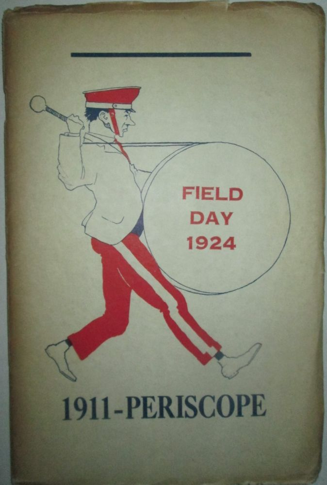 1911-Periscope. Field Day 1924. given.