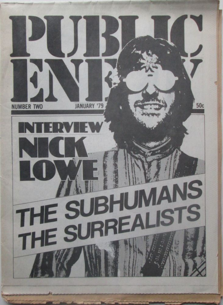 Public Enemy Number Two. January 1979. authors.