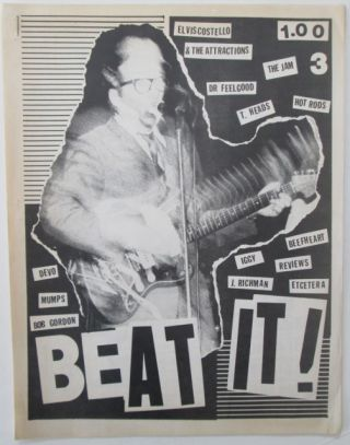 Beat It! #3. Rick Brown, Julia Gorton, art