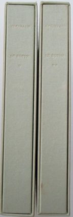 Le Sopha. Two Volumes. Claude Prosper de Joylot Crebillon