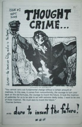 Thought Crime. Issue #1 Sept. 2005. authors.