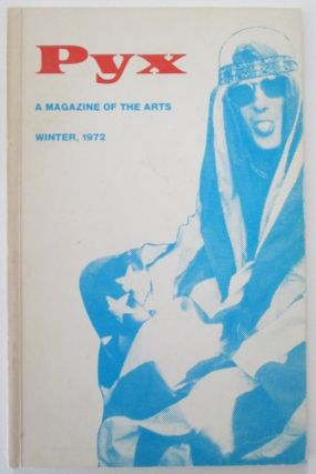 Pyx. A Magazine for the Arts. Winter, 1972. Anne Tyler, Rick Berger, Paul Morris.