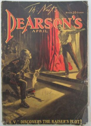Pearson's Magazine. April 1904. Including Indian Fights and Fighters. Cyrus Townsend Brady.