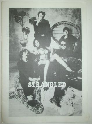 Strangled. Numero 5. Mai 1980. Chris Archer, compiler