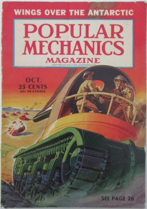 Popular Mechanics. October 1941. authors