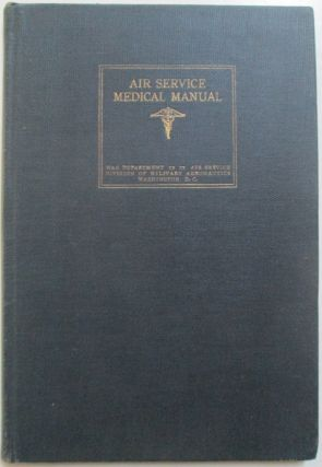 Air Service Medical Manual. No author given