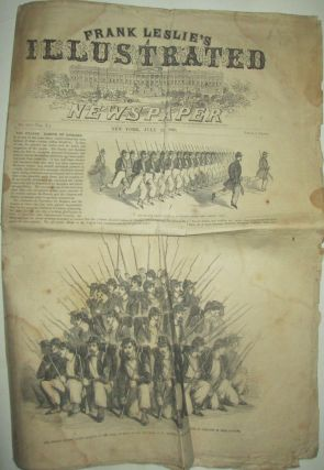 Frank Leslie's Illustrated Newspaper. July 28, 1860. authors