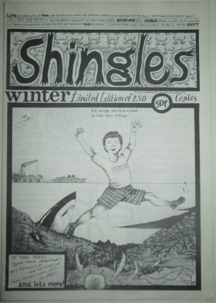 Shingles. Winter (1979). Issue 1. Helen McCookerybook, pseudonym