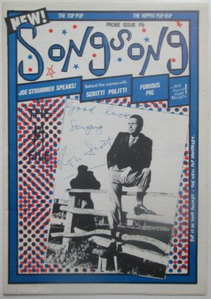 Songsong. Probe Issue (First issue?). Polly, Hank Ogles, Vince Holder, Spike Hunter, Andy Kew,...