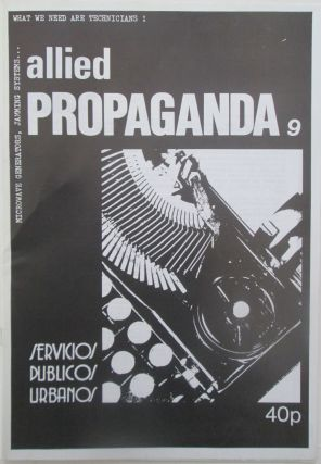 Allied Propaganda. Issue 9. Turpin, Mick, authors Ray