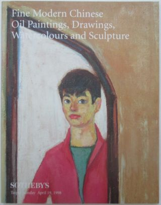 Fine Modern Chinese Oil Paintings, Drawings, Watercolours and Sculpture. Sotheby's Auction...