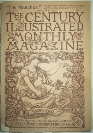 The Century Illustrated Magazine. November 1891. John Muir, Rudyard Kipling