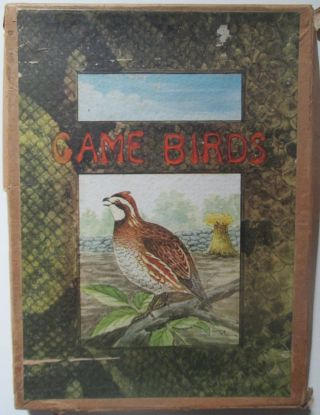 American Game Birds. Chester A. Reed