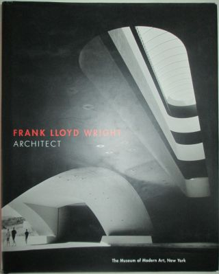 Frank Lloyd Wright. Architect. authors