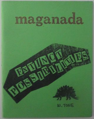 Maganada. Extinct Possibilities. Wall Tone, Walton Harris