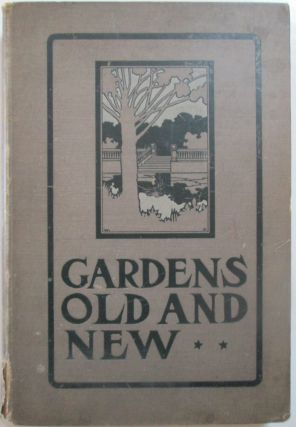 Gardens Old and New. The Country House and its Garden Environment. Volume Two Only (of two...
