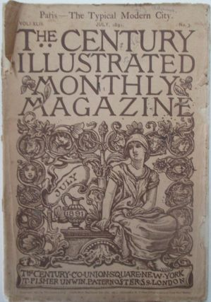 The Century Illustrated Monthly Magazine. July 1891. G. W. Baird, Horace Greeley, Frank Stockton,...