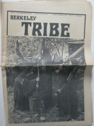 Berkeley Tribe. October 30-November 6, 1970. authors
