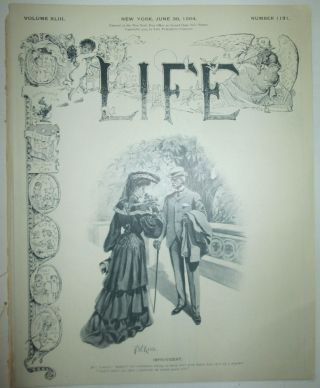 Life. June 30, 1904. Authors
