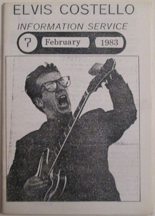 Elvis Costello Information Service #7. February 1983. Authors