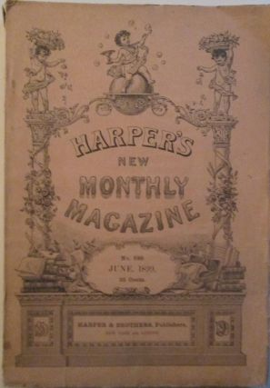 Harper's New Monthly Magazine. June 1899. Henry Cabot Lodge, Frederic Remington