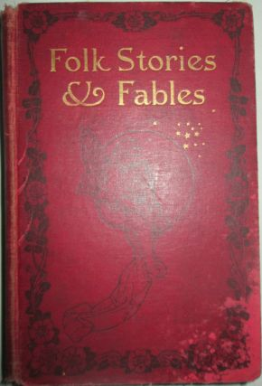 Folk Stories and Fables. Eva March authors. Tappan, selected and