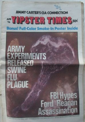 Yipster Times. April 1976. authors
