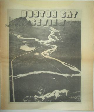 Boston Gay Review. Fall 1979. Authors