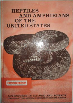 Reptiles and Amphibians of the United States. Richard G. . Cronkite Zweifel, Walter, Text, Narrator